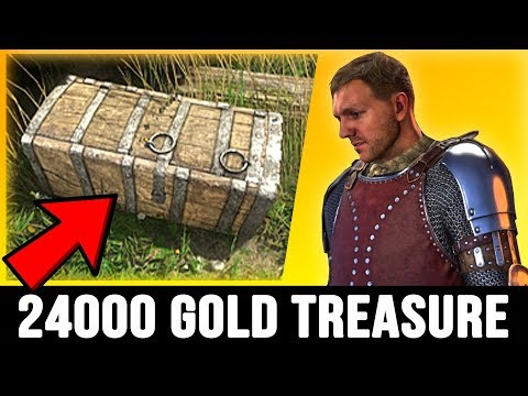Kingdom Come: Deliverance - ALL SECRET Armor & Weapon Locati