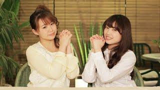 MCは℃-uteの中島早貴と、Juice=Juiceの高木紗友希! 4/8発売Juice=Jui...