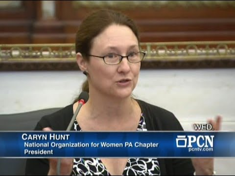 PA House Democratic Policy Committee Hearing: HB 1250 & Pay Equity