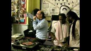 Saxon Studio Sound 2009 featuring Trevor Sax + DJ David Rodigan (Dancehall Reggae) London NW10