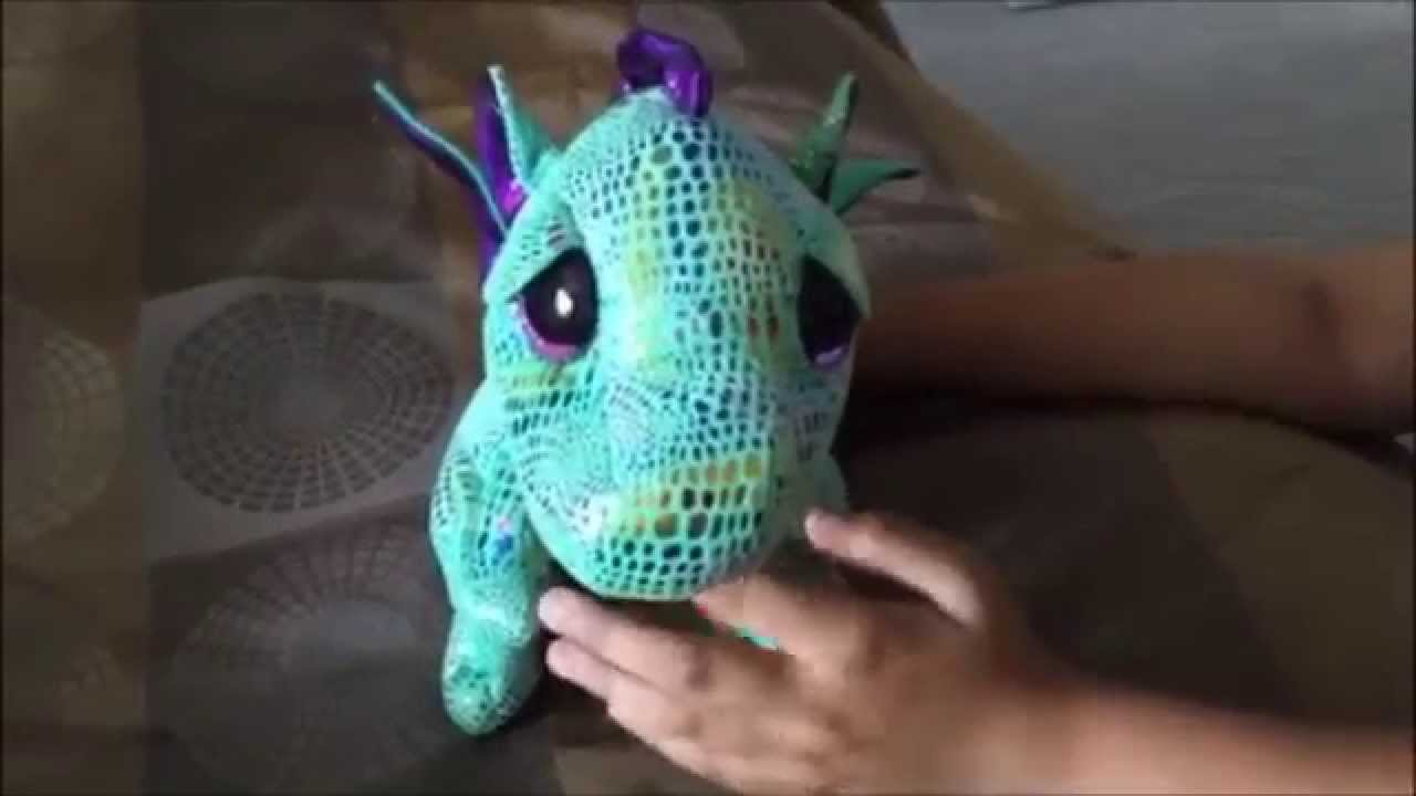 The Beanie Boo s Collection - Cinder The Dragon - YouTube 11a3b47406f