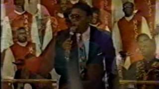 "Bishop Paul Morton ""Your Tears"""