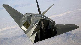Самолет-невидимка F-117. Сканер. Как сбили стелс над Югославией.
