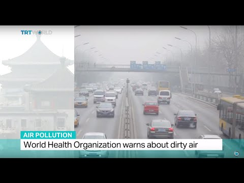 Air Pollution: World Health Organization warns about dirty air