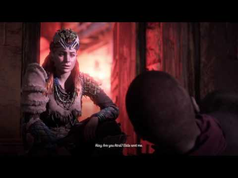 Horizon Zero Dawn: stealthy mission executed perfectly