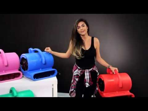 B-Air® VP-33 Air Mover | The Standard in Water Damage Restoration Equipment