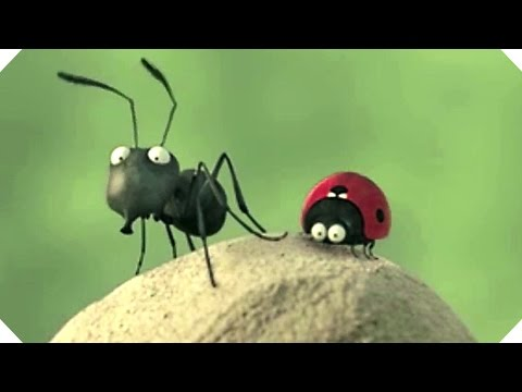 MINUSCULE - Movie CLIPS # 2 (Animation - Movie HD)