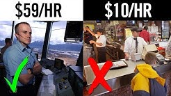 TOP 5 HIGH PAYING JOBS 💸 NO COLLEGE REQUIRED ❌🎓