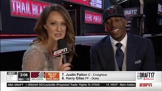 June 22, 2017 - ESPN - Miami Heat select Bam Adebayo from Kentucky with 14th NBA Draft Pick