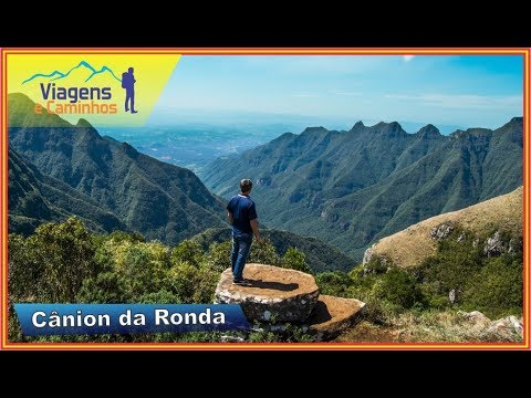 Cânion da Ronda - Santa Catarina
