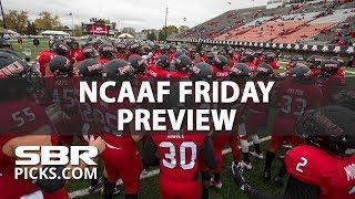 Week 1 Friday College Football   NCAAF Picks   With Joe Duffy