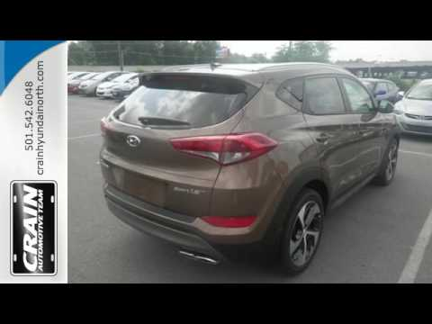 Good New 2016 Hyundai Tucson North Little Rock AR Jacksonville, AR #6HN8900    SOLD