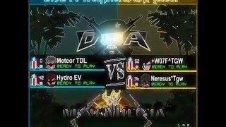 Mini Miitia 2vs2 ft. Meteor , Neresus & Wolf