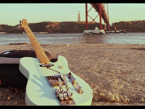 Studies for electric guitar (11) Alfama