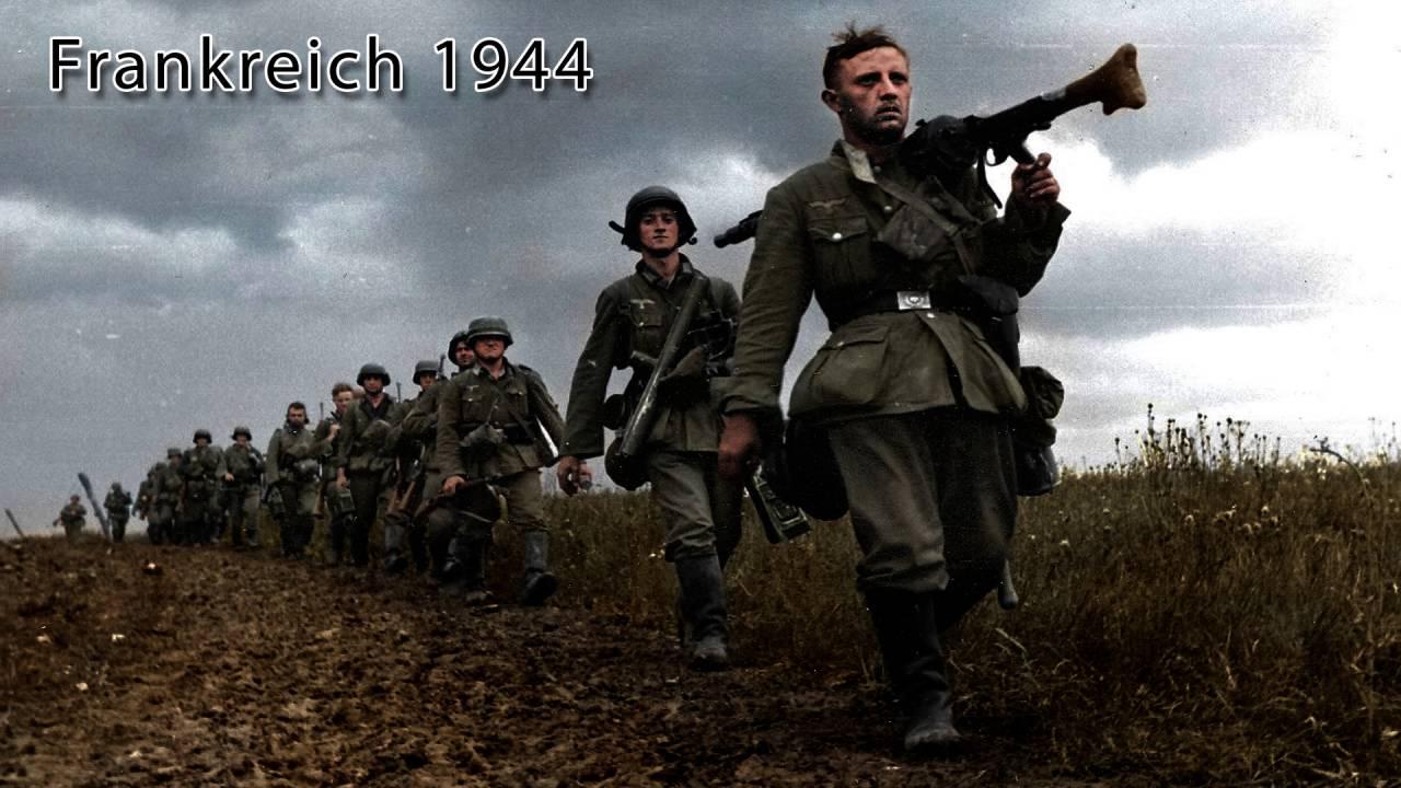 Frankreich 1944 WW2 Ambient Sound Theme
