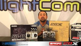 saying goodbye to the sd 10g radio and saying hello to the jr 28x