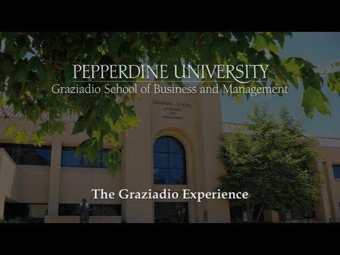 Pepperdine University - Graziadio School of Business and Management - The Graziadio Experience