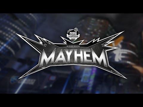 RLCS S2 | Midseason Mayhem | REUNITED Vs. Precision Z