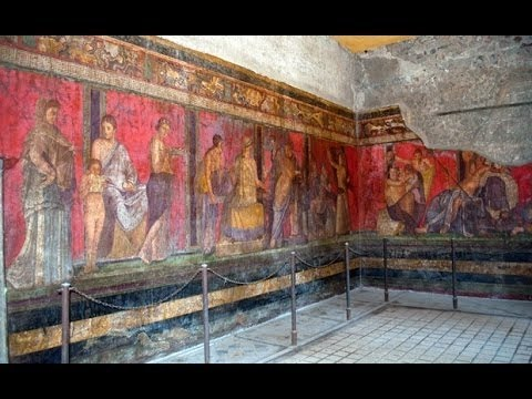 Discovery World Documentary - Mount Vesuvius & Ancient City