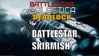 Зоряний Крейсер Галактика Глухий Кут Геймплей Галактика Перестрілка - Запуск Єхидни!