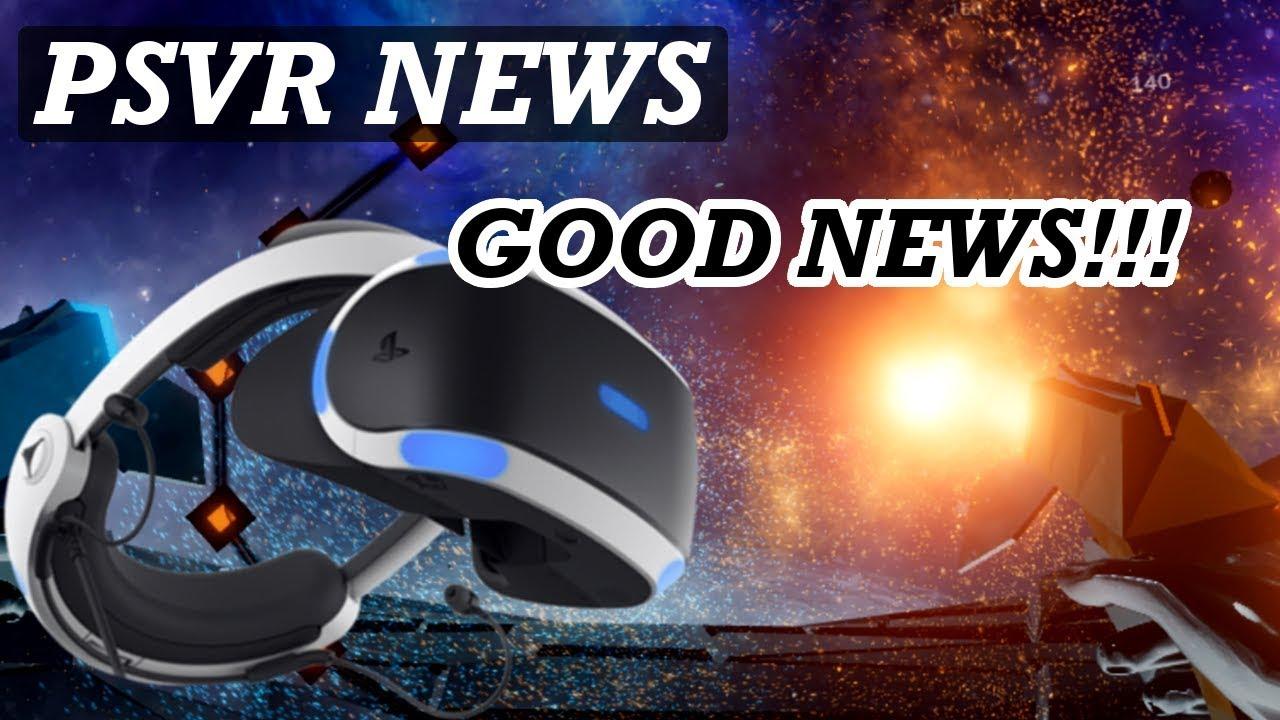 Psvr News Tons Of Good Psvr Games Coming Very Soon