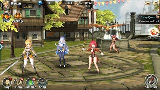 Soul Seeker: Six Knights - Strategy Action RPG