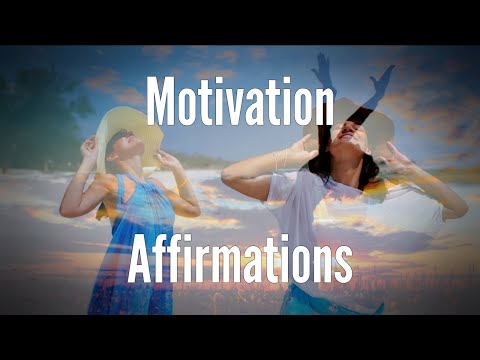 Positive Affirmations for Physical Wellness, Health, and Vitality - Motivation Affirmations Series