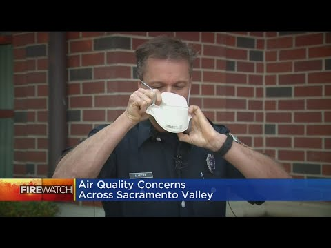 Valley Air Quality Hitting Hazardous Levels Due To Camp Fire