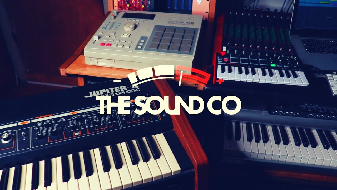 Analog synth samples for music producers - THISISTHESOUND CO