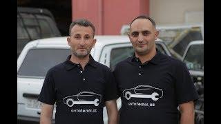 Avtotemir.az - Sirac ve Sahib usta (VIP salon, plisos qapi, yan surgulu qapi)