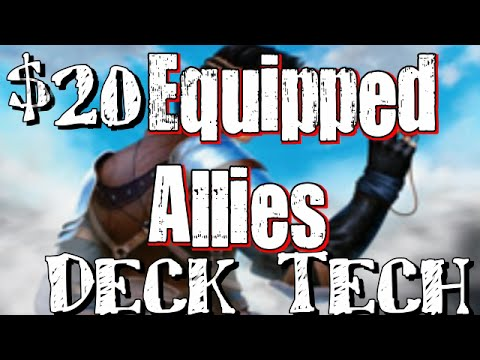 MtG Deck Tech: Budget Equipment Allies In Oath Of The Gatewatch Standard!