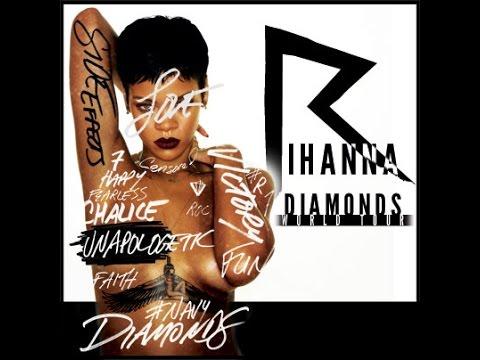 Diamonds World Tour Rihanna (full Concert)