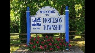 Ferguson Township Board of Supervisors 1/21/18 | C-NET Live Stream