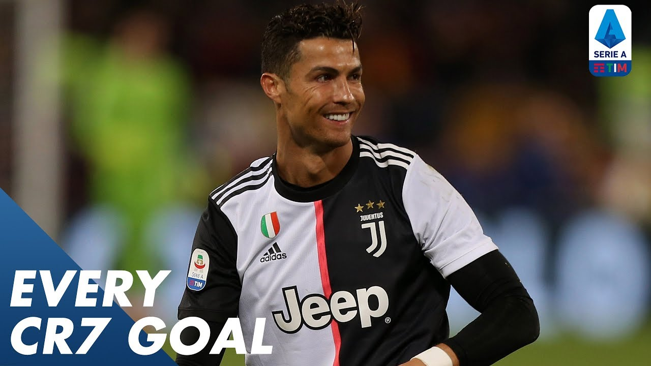 Download Cristiano Ronaldo, ALL of his goals at Juventus | Serie A