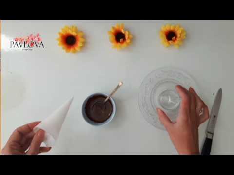 Как писать поздравления на торте - איך לכתוב הקדשה על העוגה
