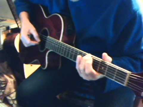 Open C tuning: How to play Bron-yr-aur
