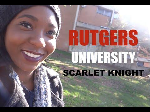 VLOG 1: Trip to Rutgers University 2015