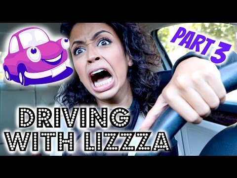 Thumbnail: CRASHED MY CAR?! DRIVING WITH LIZA PART 3!!