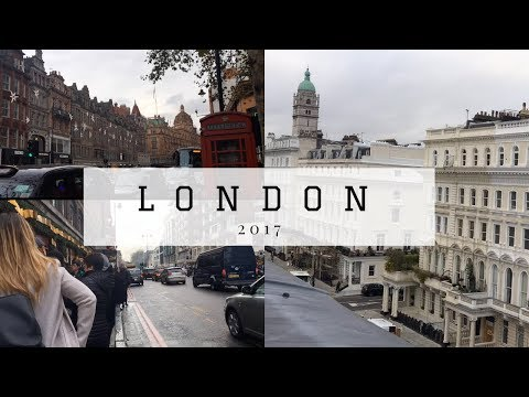 DAY IN MY LIFE LONDON! Studying Abroad