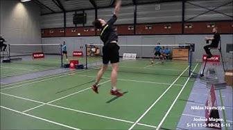 2. Badminton Bundesliga 2019/20, 2. Spieltag: STC BW Solingen - BC Hohenlimburg am 08.09.2019