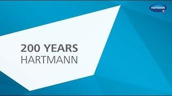 200 Jahre HARTMANN | Highlights seit 1818