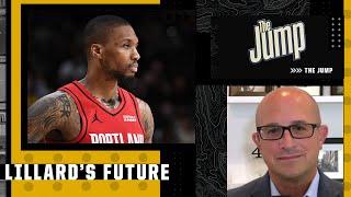 Bobby Marks on Damian Lillard's future with the Portland Trail Blazers