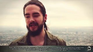 #45   World Take Over   Tokio Hotel TV 2015 Rewind  с русскими субтитрами TOKIO HOTEL SLASH