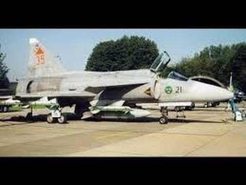 FIGHTER PLANES Swedish Air Force Documentary 2015