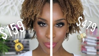 High End Makeup Vs. Drugstore Makeup Part II