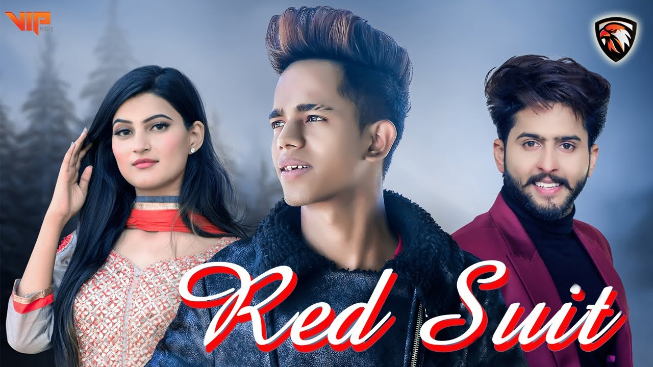 Red Suit | Full Video | VK Feat. Apple Jindal & Gunjan Katoch | New Punjabi Songs 2020 | VIP Music
