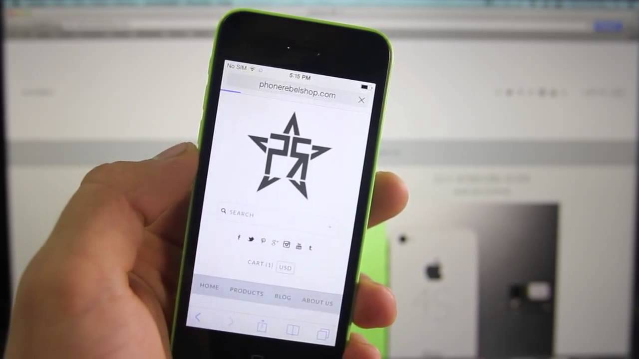 e341e504678 How To Unlock iOS 7 8 9 iPhone 6S 6 Plus 5S, 5C, 5, 4S ANY Carrier Sprint  ATT TMobile Verizon Other - YouTube