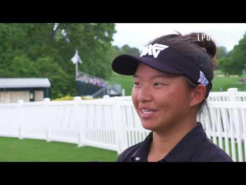 Megan Khang Shoots Second Round 67 At 2018 Kingsmill Championship