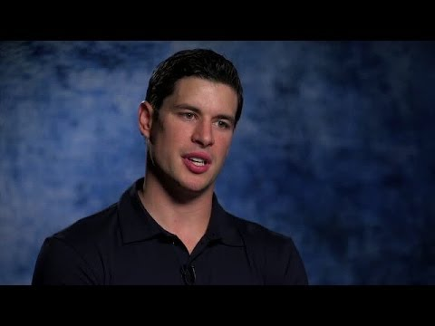 NHL Conversations with Sidney Crosby