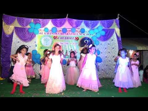 Akasam Video Song    Kalusukovalani Movie    Uday Kiran, Pratyusha, Gajala by srb students